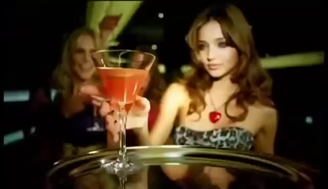 Watch mirandakerr GIF on Gfycat. Discover more 2006, Commercial, Kerr, Miranda, Party, Portman GIFs on Gfycat