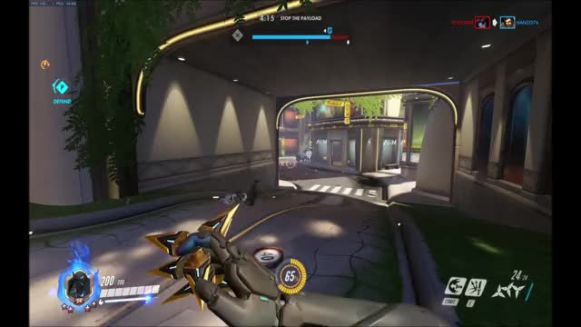 Watch and share Overwatch GIFs and Genji GIFs by arkade on Gfycat