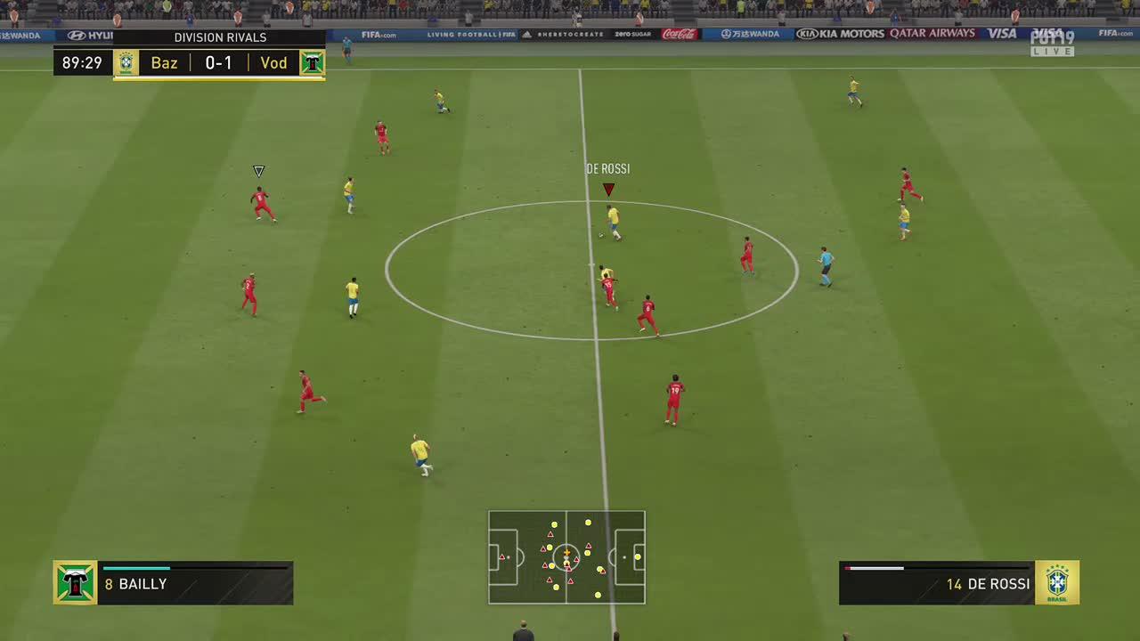 FIFA19, Skwizzzle, xbox, xbox dvr, xbox one,  GIFs