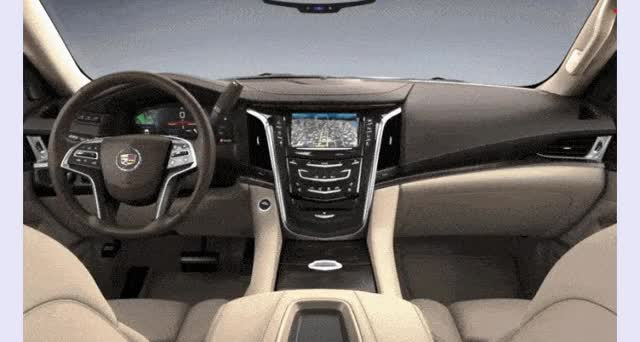 Watch Escalade Tan Interior Leather GIF on Gfycat. Discover more related GIFs on Gfycat