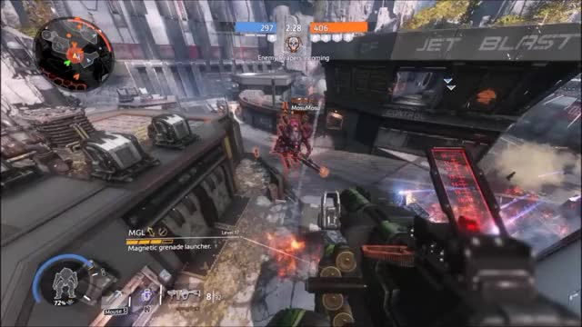 Watch and share Titanfall 2 GIFs and Action GIFs by Zachary916 on Gfycat