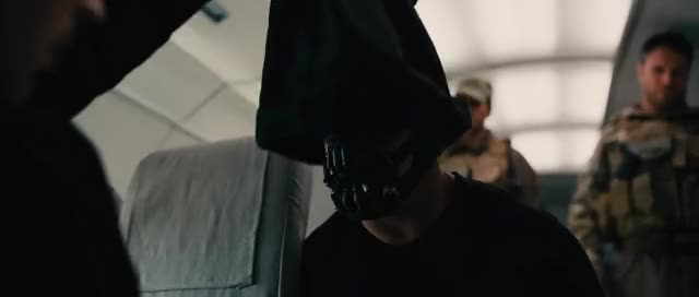 Watch and share Tom Hardy GIFs and Bane GIFs on Gfycat