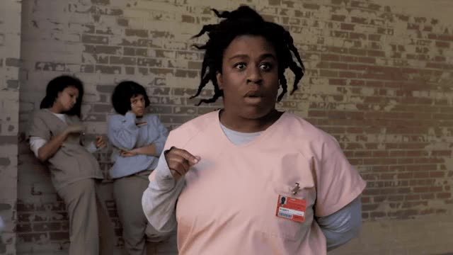 Watch this orange is the new black GIF by GIF Queen (@ioanna) on Gfycat. Discover more 6, black, god, is, my, new, no, oh, omg, orange, prison, scared, season, shock, six, the, unbelievable, way, wow, wtf GIFs on Gfycat