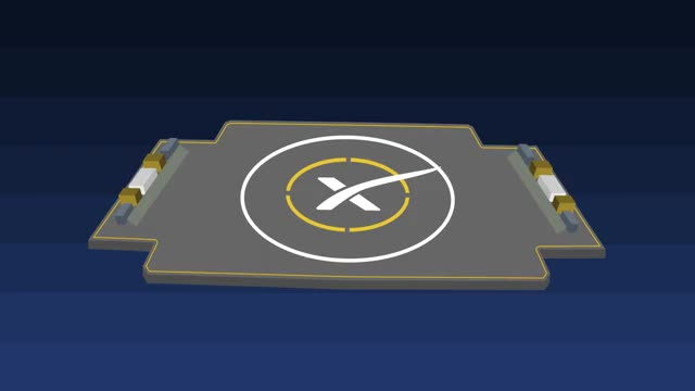 Watch SpaceX Falcon 9 Droneship Landing GIF on Gfycat. Discover more related GIFs on Gfycat