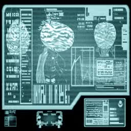 Watch doomed ship animated holographic display brain scan GIF on Gfycat. Discover more related GIFs on Gfycat