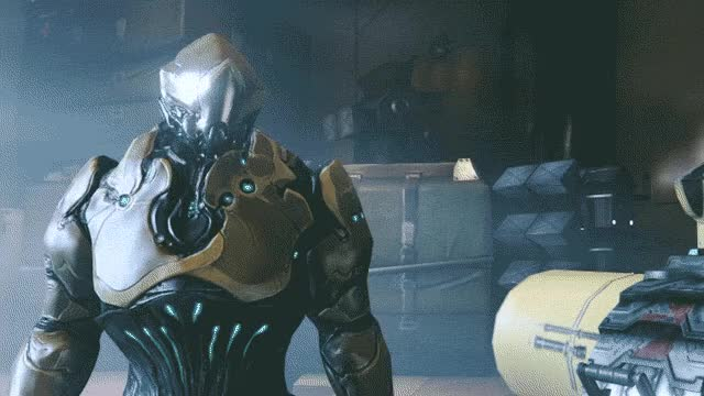 Watch and share Reactiongif GIFs and Warframe GIFs by Warframe on Gfycat