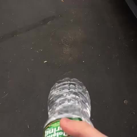 Watch and share Water Bottle Challenge GIFs on Gfycat