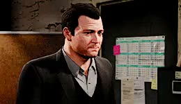 Watch and share Grand Theft Auto V GIFs and Michael De Santa GIFs on Gfycat