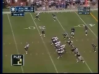 Patriots Texans 2003 GIFs