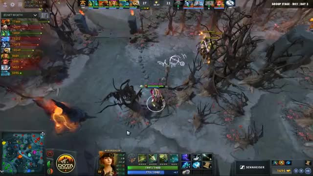 Fnatic.DJ WINDRANGER GOD