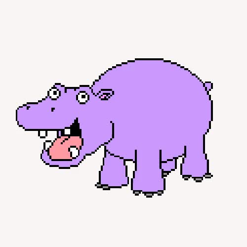 Watch and share Hippopotamus GIFs and Animals GIFs on Gfycat
