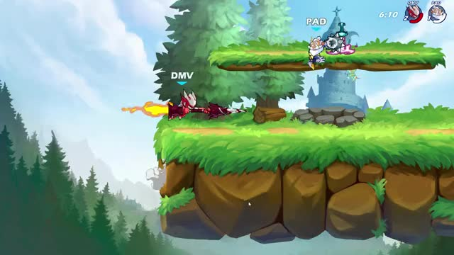 Watch and share Brawlhalla 20-1-2019 13 07 24 GIFs by Dennis Vinke on Gfycat