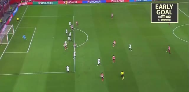 Watch SEVILLA 1:2 ATHLETIC - GARCIA 80' GIF on Gfycat. Discover more early goal, football, goal GIFs on Gfycat