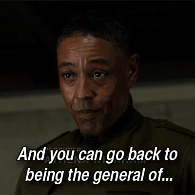 Watch and share Giancarlo Esposito GIFs on Gfycat