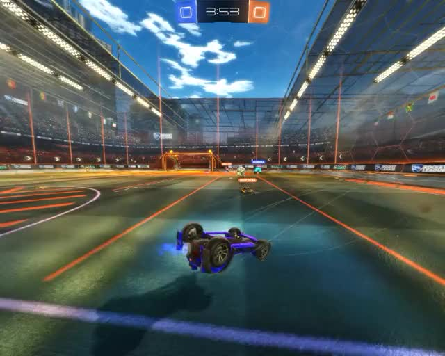 Watch and share Rocket League GIFs by clickbigmac on Gfycat