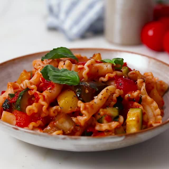 Watch and share Ratatouille Pasta GIFs and Noodle Recipe GIFs by lnfinity on Gfycat