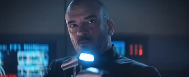 Watch Women GIF by Star Trek gifs (@star-trek-gifs) on Gfycat. Discover more Alan van Sprang, DSC, Discovery, Leland, Star Trek, Star Trek Discovery GIFs on Gfycat