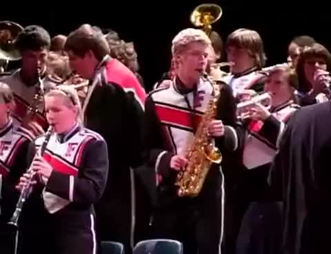 Fairfield Union Marching Falcons - Land Of A Thousand Dances