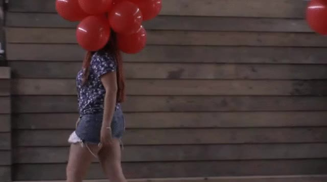 Watch and share Charlotte Ballon Mode Show GIFs on Gfycat