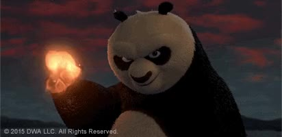 Watch and share Kung Fu Panda GIFs on Gfycat