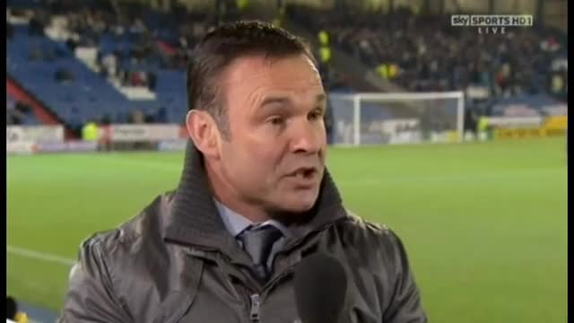 Chesterfield 2-1 Oldham - Goals
