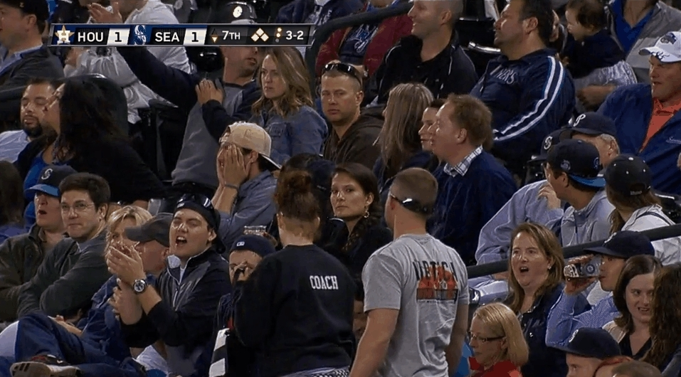 baseball, Mariners Chop GIFs