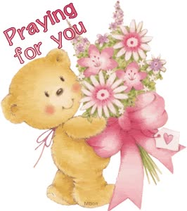 Watch and share Elly, You Continue To Be In My Prayers.  Luv Ya! animated stickers on Gfycat