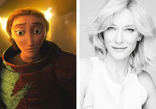Watch and share America Ferrera GIFs and Cate Blanchett GIFs on Gfycat