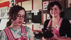 Watch and share Alia Shawkat GIFs and Ellen Page GIFs on Gfycat