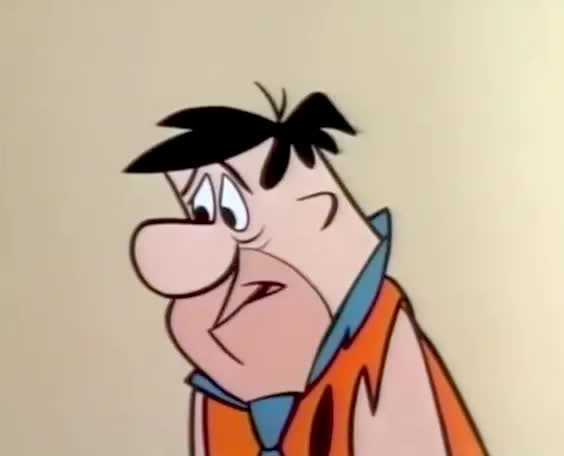 Watch and share Flintstone GIFs and Headache GIFs by Super GIF on Gfycat
