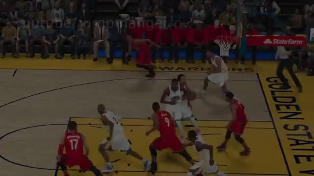 Watch NBA 2K18 HD On Screen Gameplay - Lonzo Ball Jumpshot GIF by @strawberryshortcake on Gfycat. Discover more related GIFs on Gfycat