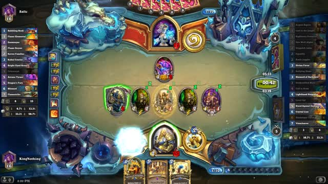 Watch Annoying Mage GIF by KingNothing2000 (@kingnothing2000) on Gfycat. Discover more Hearthstone, King, King Nothing, Moments, Nothing, Nothing but King Moments GIFs on Gfycat
