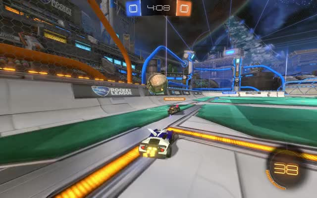 Watch and share Rocket League GIFs and Goal GIFs by ZackSharkAttack on Gfycat