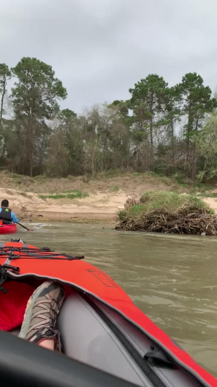 Kayaking around Houston GIFs