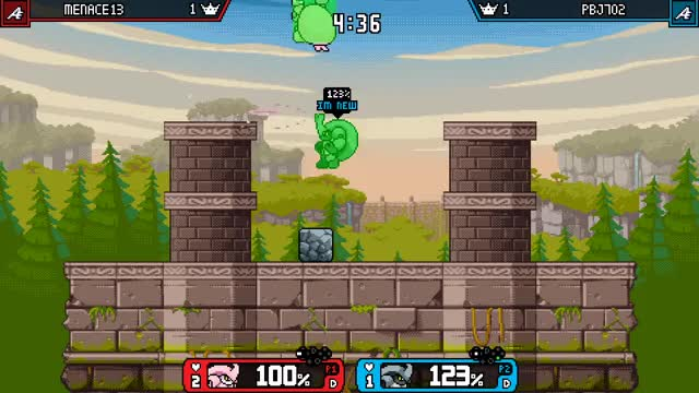 Watch and share Rivals Of Aether GIFs and Kragg GIFs by Menace13 on Gfycat