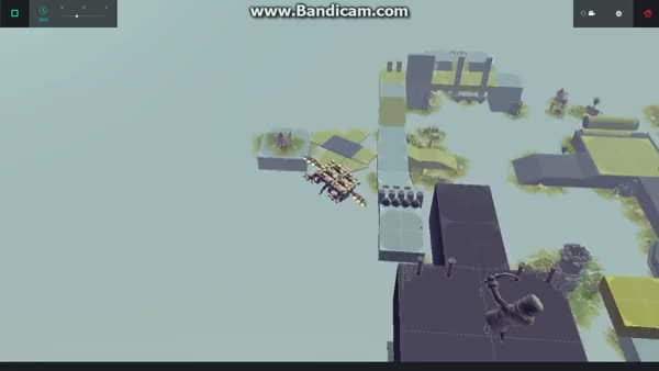 Watch and share Besiege Bomber Plane GIFs on Gfycat