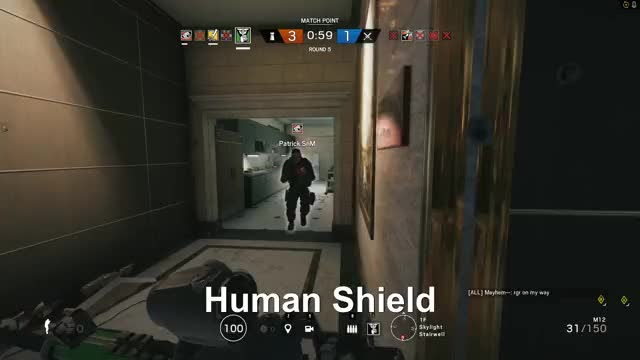 Watch and share Rainbow Six Sige GIFs and Rainbow6 GIFs by sab3r2o0th on Gfycat