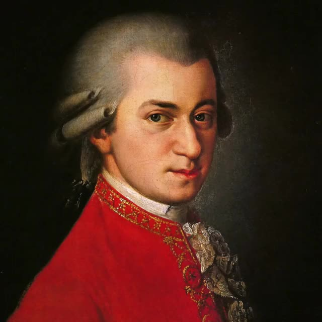 Watch and share Wolfgang Amadeus Mozart GIFs on Gfycat