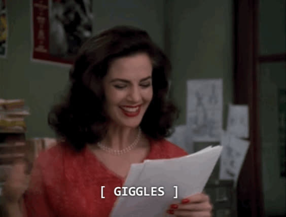 deep space nine, ds9, far beyond the stars, haha, jadzia dax, lol, reaction, star trek, star trek deep space nine, terry farrell, Jadzia Dax Reaction 1 GIFs