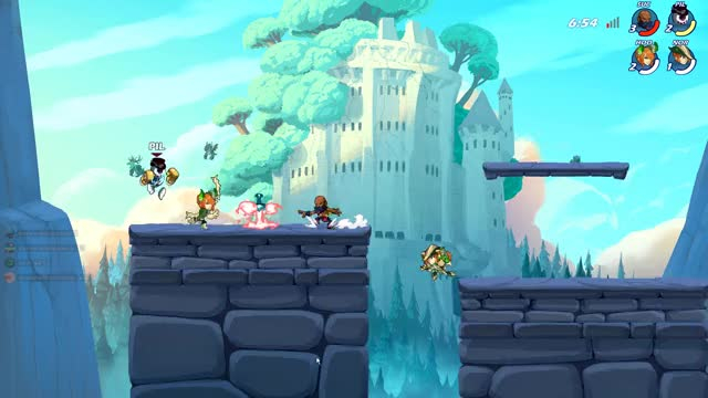 Watch and share Brawlhalla GIFs by Pylon on Gfycat