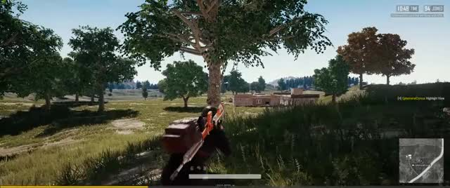 Watch and share PUBG - 400m Plus M24 GIFs by Corvus on Gfycat