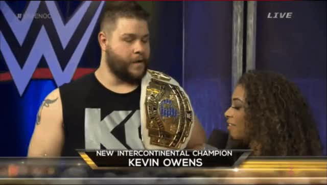 Watch and share Kevin Owens GIFs on Gfycat