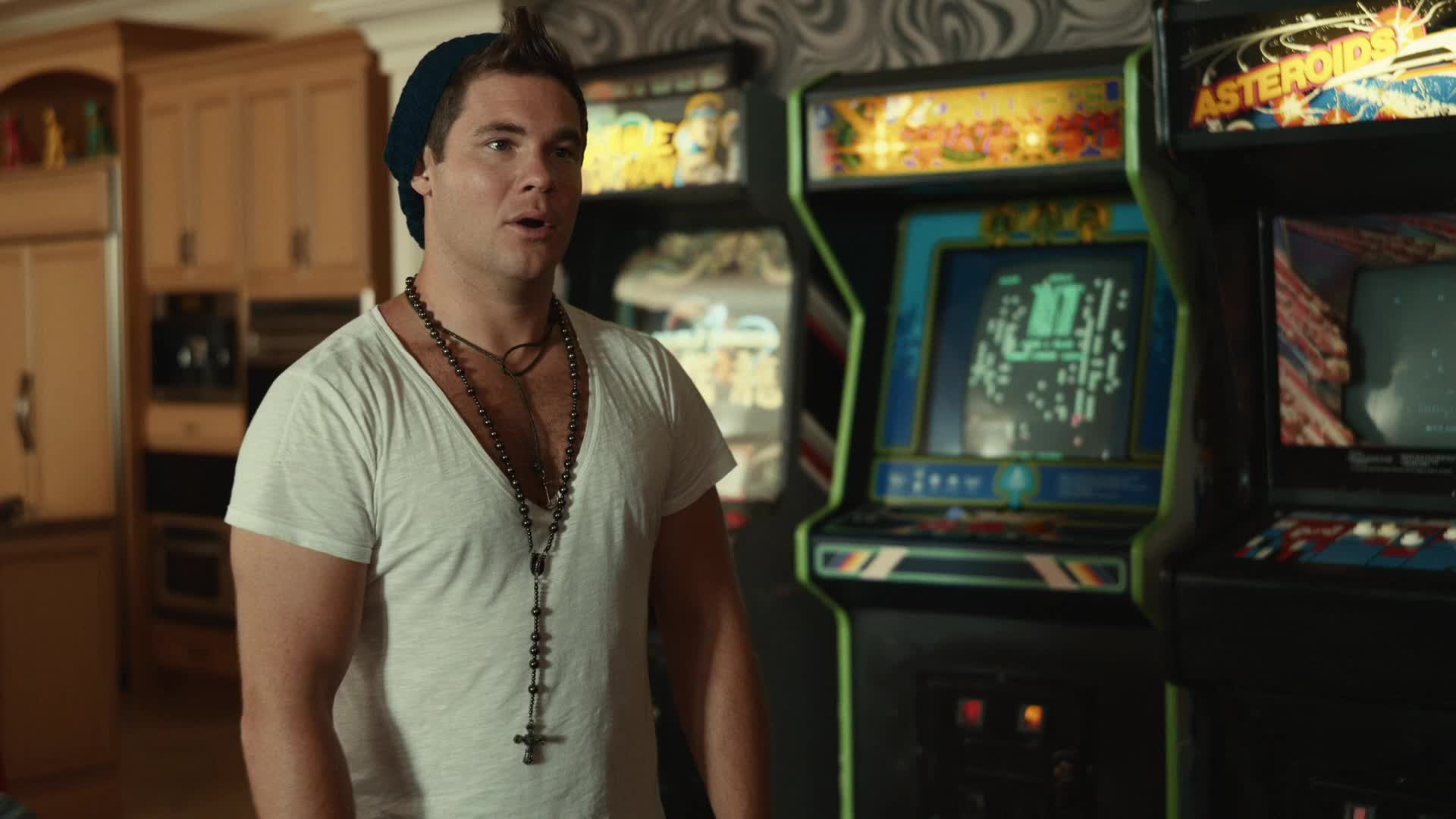 adam devine, celebs, the righteous gemstones, Alright, well... GIFs