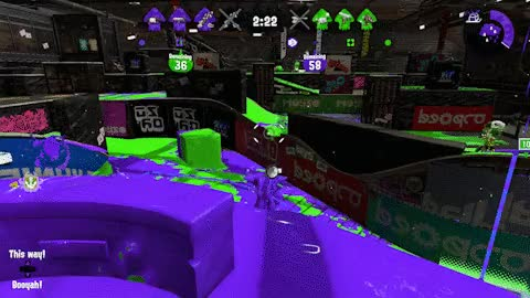 Watch and share Splatoon B- Tower Control Linked Comp 01 GIFs on Gfycat