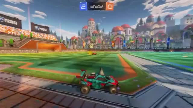 Watch Goal 3 - Rocket League: Survival of the Fittest Trophy (& near fail) GIF on Gfycat. Discover more PS4share, PlayStation 4, Rocket League, Sony Computer Entertainment, rocketleague GIFs on Gfycat