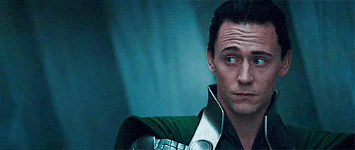 Watch this side glance GIF by GIF Master Blaster (@xitenik) on Gfycat. Discover more Tom Hiddleston, side eye, side glance GIFs on Gfycat