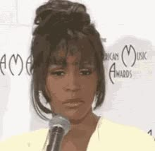 Watch and share Whitney Houston GIFs on Gfycat