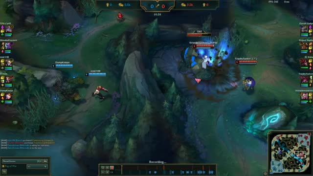 Watch Blitzcrank & Evelynn - Jungle Steal GIF on Gfycat. Discover more related GIFs on Gfycat