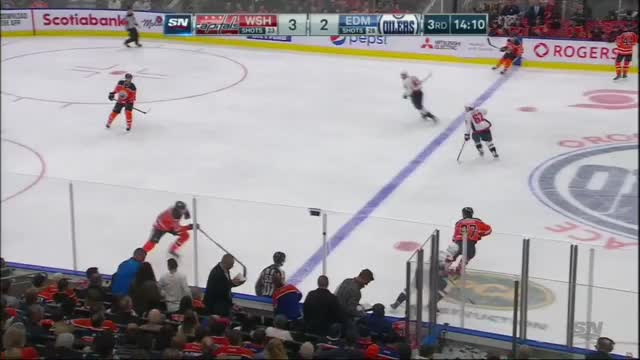 Watch and share Washington Capitals GIFs and Edmonton Oilers GIFs by Beep Boop on Gfycat