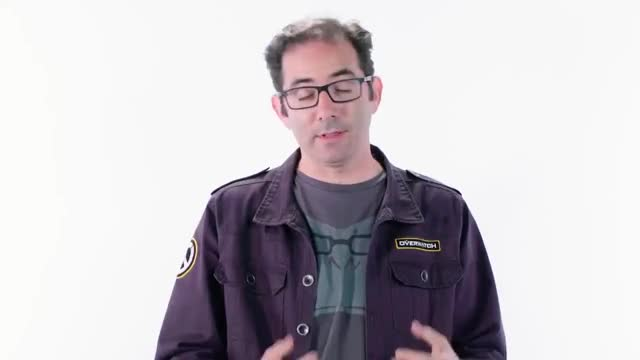 Watch and share Blizzard's Jeff Kaplan Answers Overwatch Questions From Twitter - Thank You Jeff Very Cool GIFs by 76sup on Gfycat